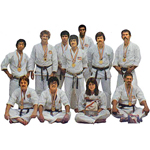 The U.S. Wado-Kai Team of 1979 took First Place over Brazil, Sweden, the Japanese-B Team, France and Italy in Tokyo, Japan.